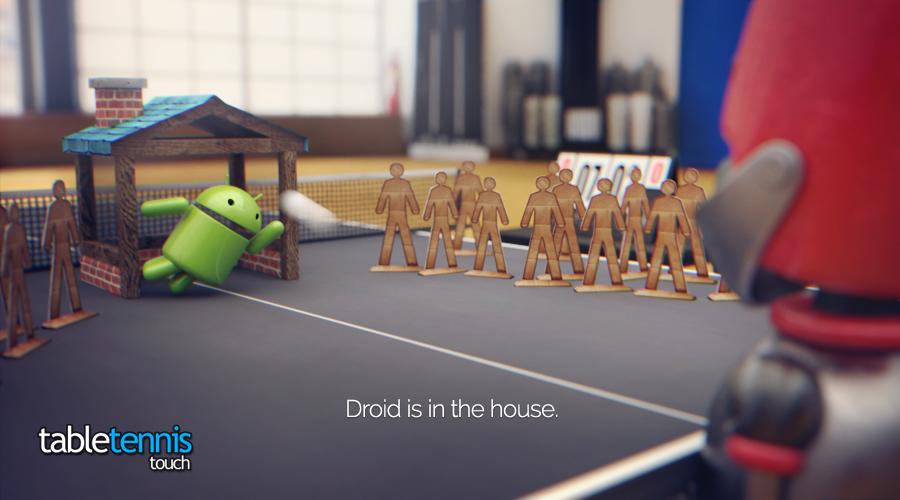 droidInTheHouse
